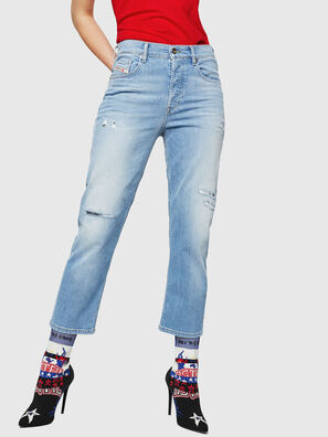 Aryel 0890D, Light Blue - Jeans