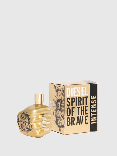 Diesel - SPIRIT OF THE BRAVE INTENSE 75ML, Gold - Only The Brave - Image 1