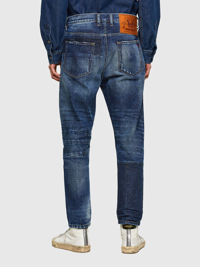 Diesel - D-Vider 009NJ, Medium blue - Jeans - Image 2