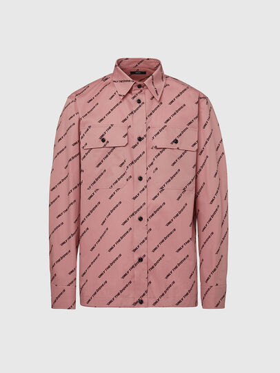 Diesel - S-JESSTA, Pink - Shirts - Image 1