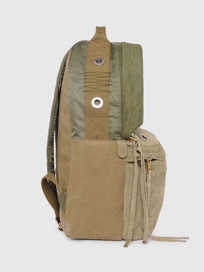 Diesel - DHORIAN, Beige/Green - Backpacks - Image 3