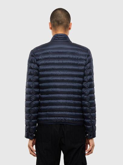 Diesel - W-DOLMIR-KA, Dark Blue - Winter Jackets - Image 2