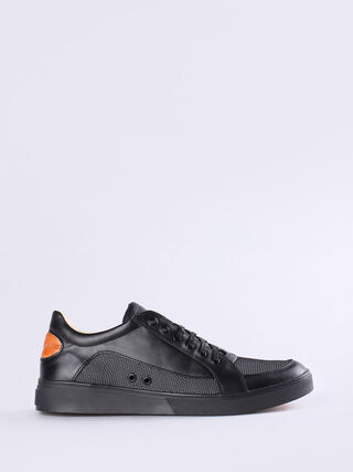 S-GROOVE LOW, Black