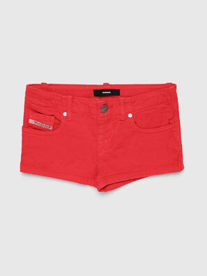 PRIRAZ-N, Red - Shorts