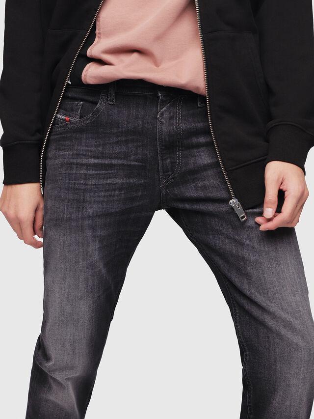 Diesel - Thommer 087AM, Black/Dark grey - Jeans - Image 3