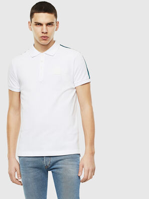 T-RALFY-S1, White - Polos