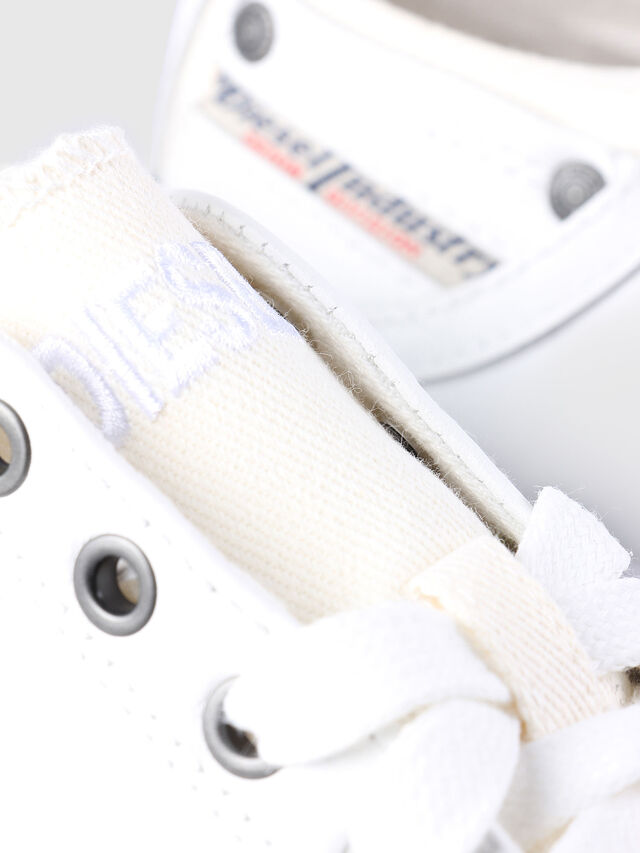 Diesel - EXPOSURE IV LOW  W, White - Sneakers - Image 6