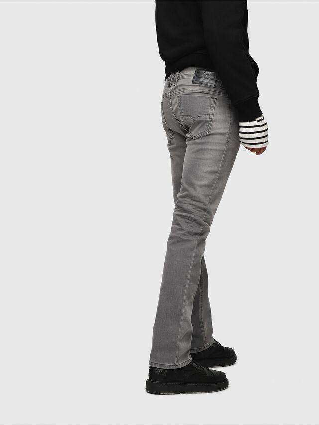 Diesel - Safado C84HP, Light Grey - Jeans - Image 2