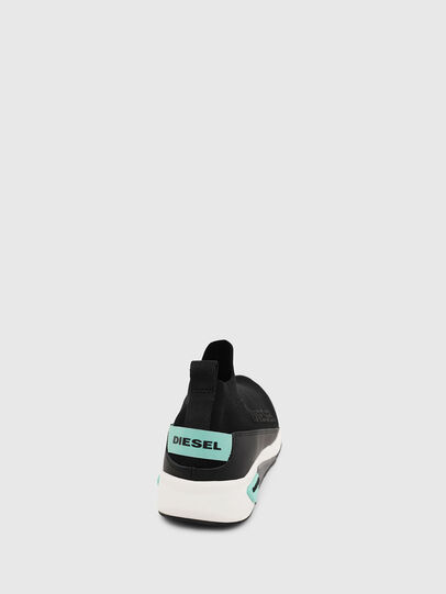 Diesel - S-KB SOCK QB W, Black - Sneakers - Image 4