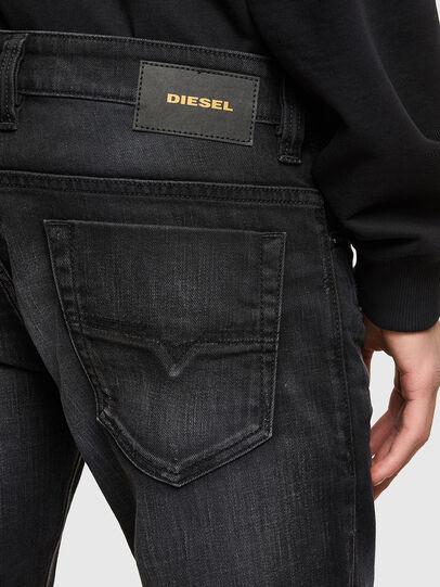 Diesel - Safado CN059, Black/Dark grey - Jeans - Image 4