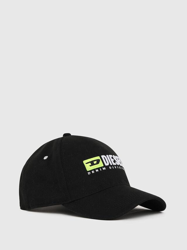 Diesel - DXF-CAP, Black - Caps - Image 1