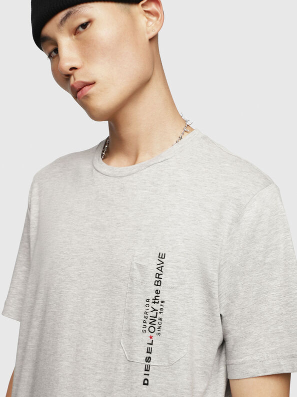 T-JUST-POCKET,  - T-Shirts