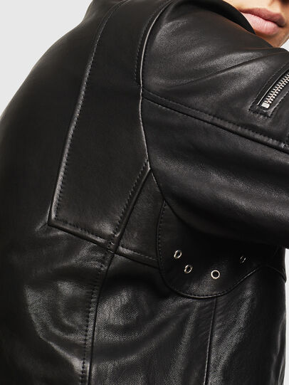 Diesel - L-TOVMAS,  - Leather jackets - Image 5