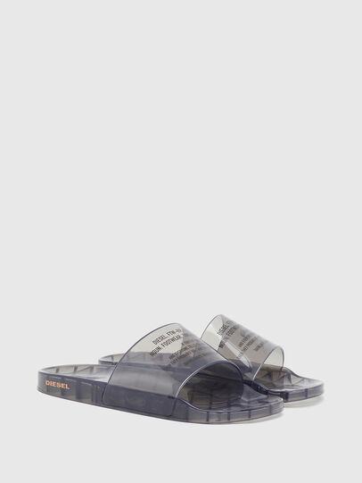 Diesel - SA-ROLLA W, Black - Slippers - Image 2