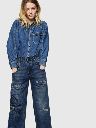 Diesel - Widee 0092Z,  - Jeans - Image 3