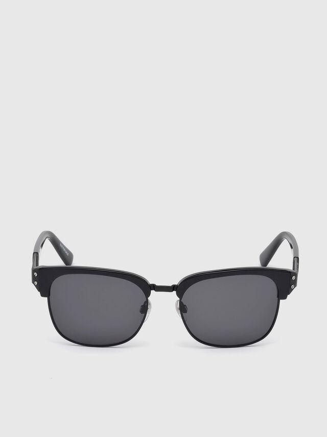 Diesel - DL0235, Black - Sunglasses - Image 1