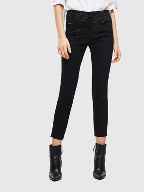 Babhila 0093R, Black/Dark grey - Jeans