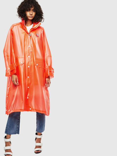 Diesel - G-TAKY-A, Orange - Jackets - Image 1