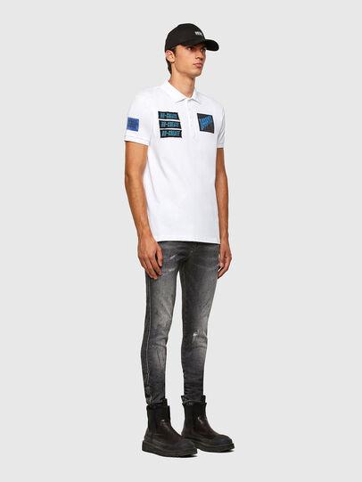 Diesel - D-Istort 009EX, Black/Dark grey - Jeans - Image 6