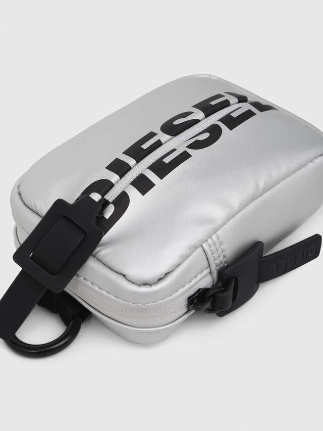 Diesel - BAONE, Silver - Small Wallets - Image 3