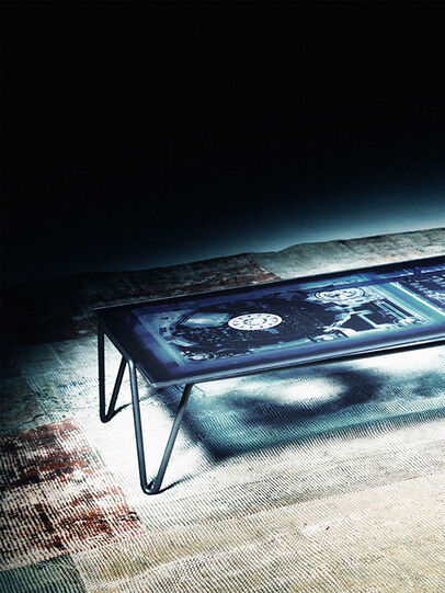 Diesel - XRADYO - TABLE, Multicolor  - Furniture - Image 1