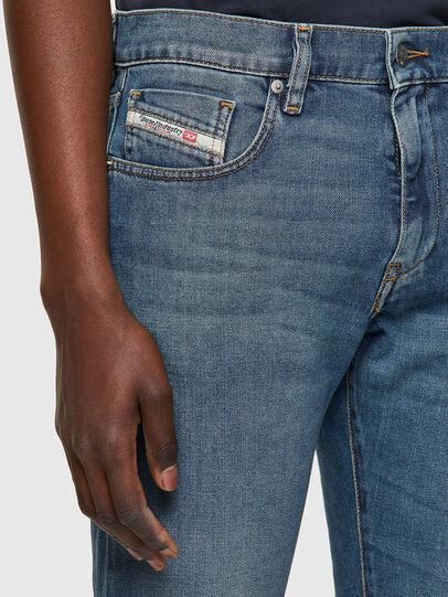 Diesel - D-Strukt 009EI, Medium blue - Jeans - Image 4