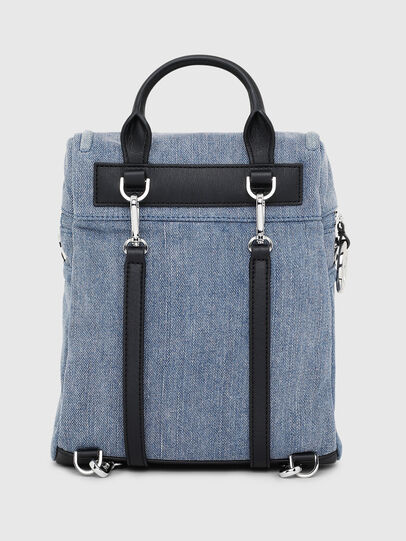 Diesel - ERACLEA II, Blue Jeans - Backpacks - Image 2