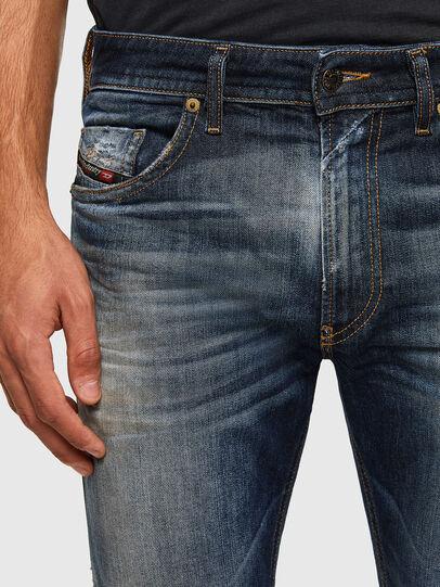 Diesel - Thommer 009JT, Dark Blue - Jeans - Image 3