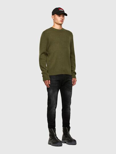 Diesel - K-AARON, Military Green - Knitwear - Image 5