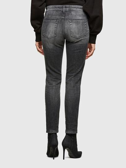 Diesel - D-Ollies JoggJeans® 009QT, Black/Dark grey - Jeans - Image 2