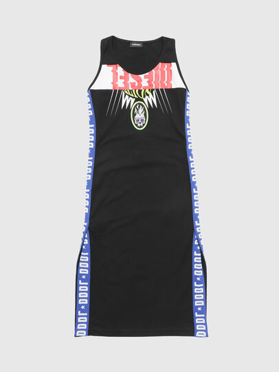 Diesel - DSAMM, Black - Dresses - Image 3
