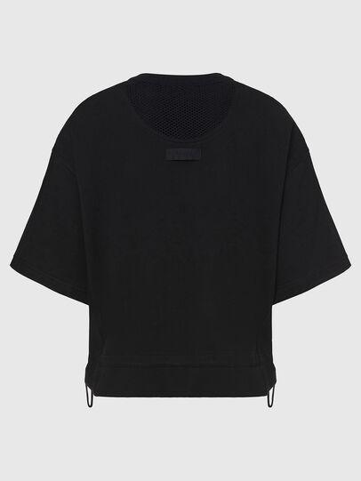 Diesel - M-ROSSI, Black - Knitwear - Image 2