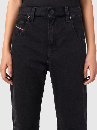 Diesel - D-Plata 09B47, Black/Dark grey - Jeans - Image 3