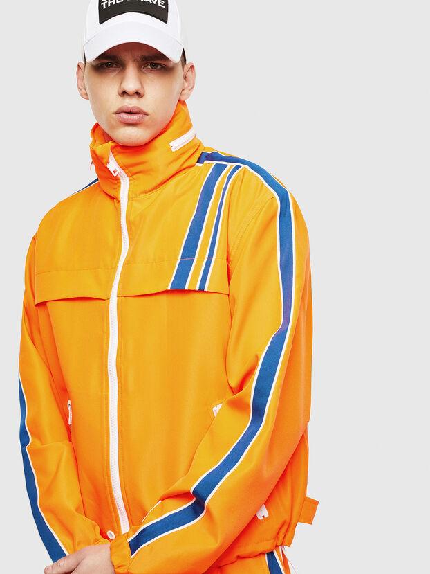 J-BROCK, Orange - Jackets
