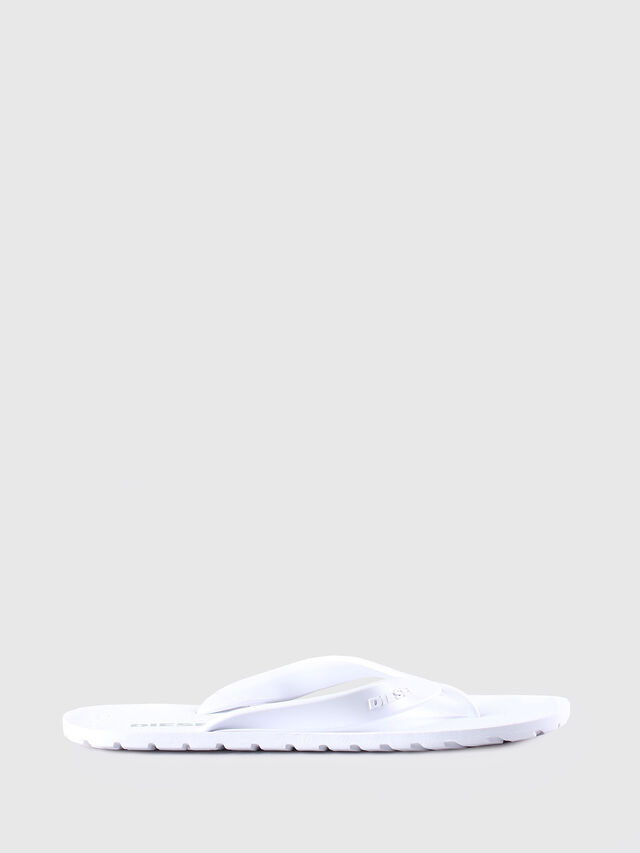 Diesel - SPLISH, White - Slippers - Image 1