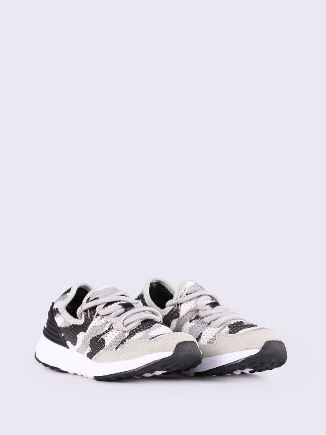SN LOW 43S-K YO, Grey/White
