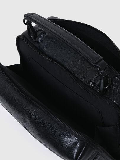 Diesel - FUTURAH PC, Black - Crossbody Bags - Image 4