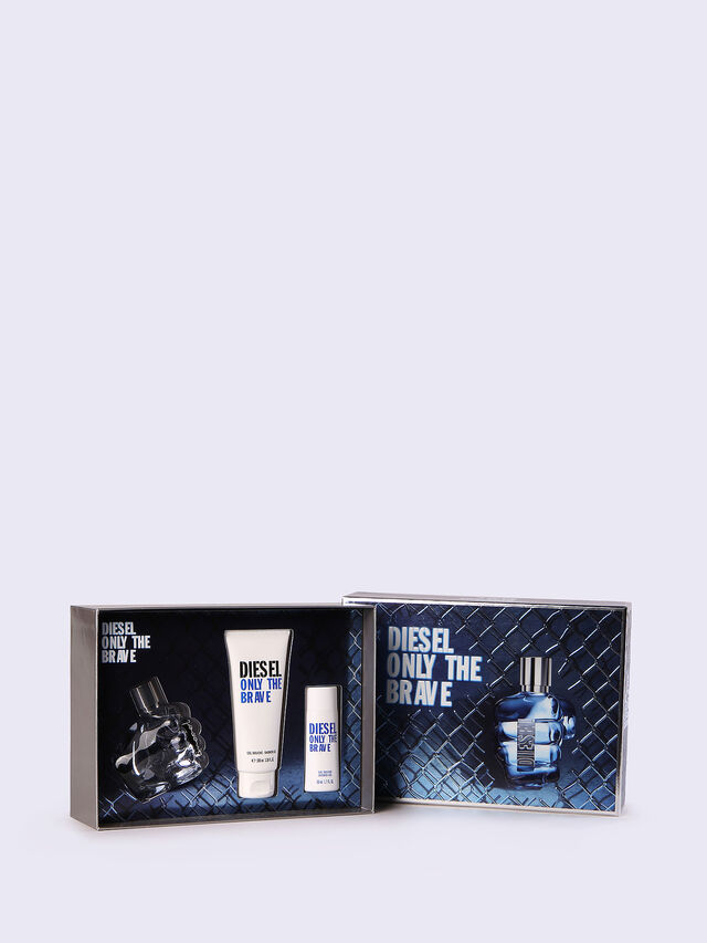 Diesel - ONLY THE BRAVE 50ML GIFT SET, Generic - Only The Brave - Image 1