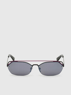 DL0313, Black/Violet - Sunglasses