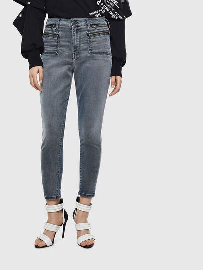 Diesel - D-Eifault JoggJeans 069LT,  - Jeans - Image 1