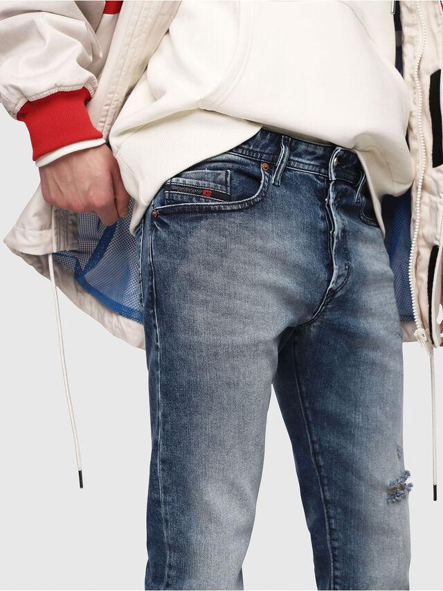 Diesel - Buster 081AQ, Medium blue - Jeans - Image 4