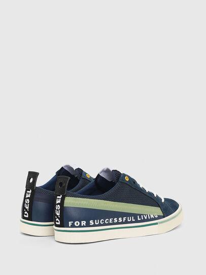 Diesel - S-DVELOWS LOW, Multicolor/Blue - Sneakers - Image 3