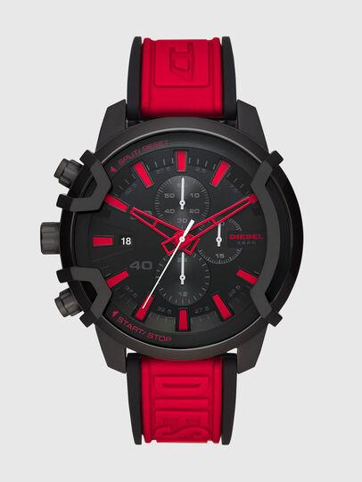 Diesel - DZ4530, Red/Black - Timeframes - Image 1
