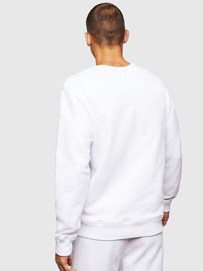 Diesel - UMLT-WILLY, White - Sweaters - Image 2