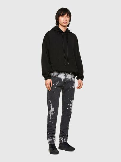 Diesel - D-Strukt 009RE, Black/Dark grey - Jeans - Image 5