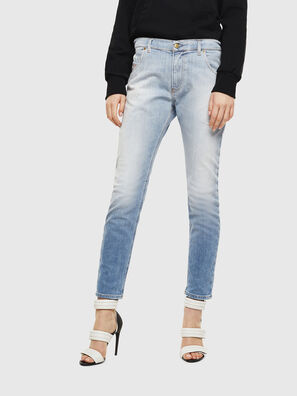 Krailey JoggJeans 0099R, Light Blue - Jeans