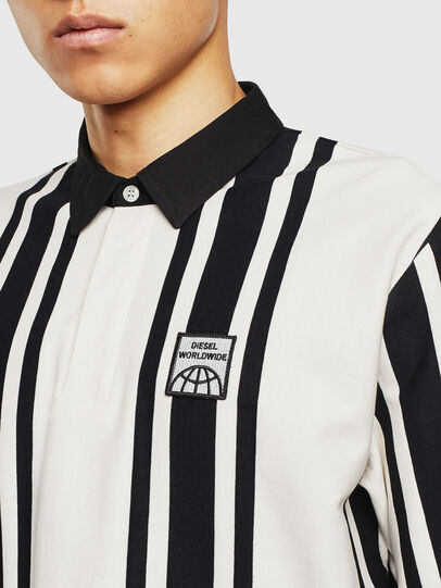 Diesel - T-POLO-STRIP,  - Polos - Image 3