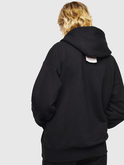 Diesel - S-ALBY-YA, Black - Sweaters - Image 4