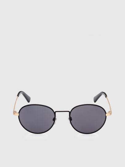 Diesel - DL0290, Black - Sunglasses - Image 1