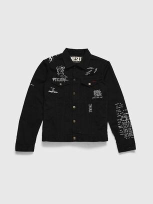 CL-NHILL-T, Black - Denim Jackets
